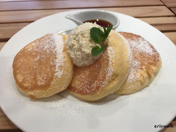 [大阪] 幸せのパンケーキ(幸福的鬆餅) A Happy Pancake The Horie 堀江店