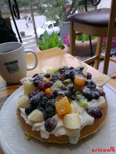 [首爾] 三清洞 BEANS BINS COFFEE – 美味澎湃水果鬆餅,推薦必吃的韓國咖啡廳甜點