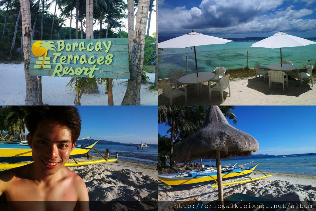 [2013 長灘島] Boracay Terraces Resort – S1尾端,安靜悠閒看海一整天的好選擇